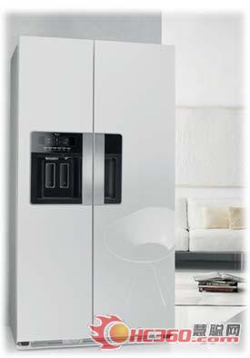 冰箱连柜效果图