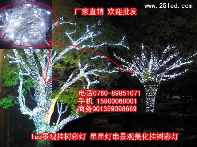 220v串灯接线图