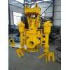 液压马达驱动泥砂泵_工程实验液压站抽沙泵_潜水耐磨矿浆泵
