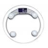 8毫米圆形透明玻璃200公斤/50克电子人体健康秤优惠