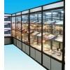 供应南京货架钛合金玻璃货架
