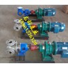 高粘度转子泵NCB不锈钢内啮和齿轮泵保温高粘度泵