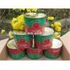 专业生产番茄酱罐头,各种浓度,各种规格,OEM/BAIHE
