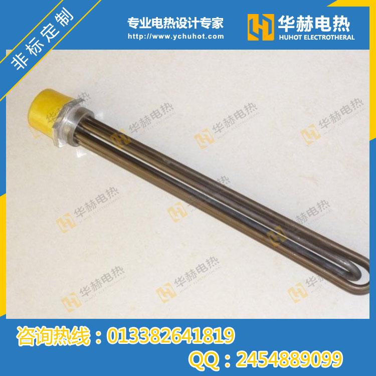 四根380v电热管接线图