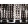 金属输送带链条螺旋型耐高温流水线传送带白钢网带