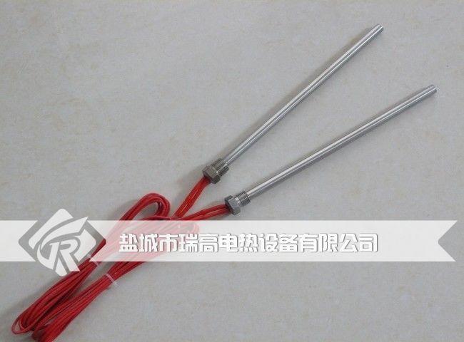 螺纹安装单头电热管 瑞高电热