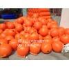 塑料浮球直径30厘米浮球【抗浪击】