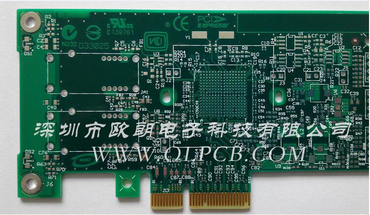 深圳专业高精密,高效快捷pcb板生产厂商直供双面多层线路板
