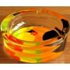 玻璃烟灰缸定做西安广告烟灰缸厂家大量批发玻璃烟灰缸