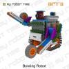 韩端教育机器人MRY3系列,儿童积木玩具,创客教育机器人