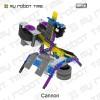 韩端教育机器人MRT5系列,儿童积木玩具,创客教育积木