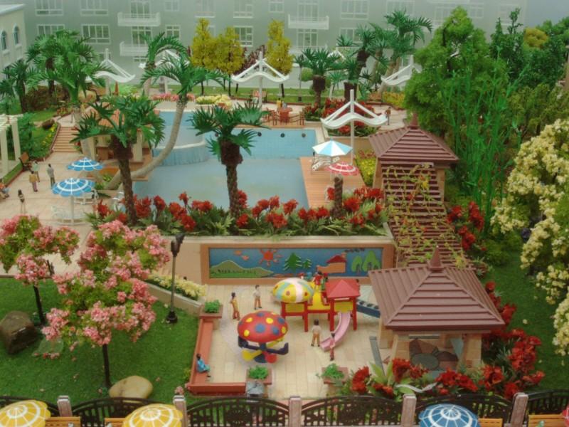 订阅  无锡乐道模型有限公司是一家集建筑模型设计制作,沙盘模型制作图片