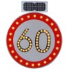 湖南led限速标志牌太阳能标志牌交通标志牌用途
