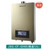 传锋燃气热水器CF-GH65