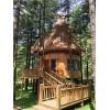 福建设计生态木屋|福建生态木屋建设|生态木屋报价水木绿建供