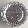 生产耐高温环保家用铝箔烧烤箔餐盒用铝箔
