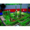 30万吨合成氨装置仿真模型