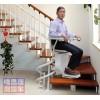唯思康智能化弯轨楼梯升降椅国产楼道台阶座椅电梯