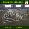 利祥农牧养猪设备定位栏价格带食槽限位栏母猪用围栏