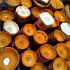 潮州十元三个陶瓷摆地摊陶瓷工艺摆件潮州库存陶瓷心成供