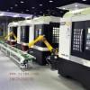 立式加工中心CNC机器人自动化智能生产线