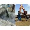 挖机液压驱动型渣浆泵-带独立搅拌器