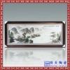 清明上河图瓷板画景德镇陶瓷瓷板画定做陶瓷瓷板画