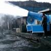 河北建筑工地除尘雾炮机河北供应喷雾式雾炮机