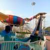 水上乐园投资多少钱大喇叭滑梯皮筏提升机东北成功案例