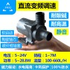 电动汽车水泵加压泵DC50A智能无水箱坐便器冲洗泵