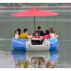 公园游船水上烧烤船麻将船电动船