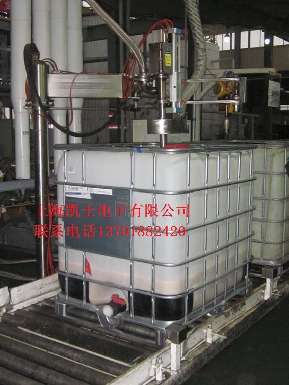 IBC吨桶全自动灌装机