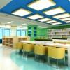 学校图书馆设计_北京校园设计公司_北京地天泰鼎建筑装饰设计有