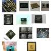 回收IC内存芯片二三极管晶振电容等等