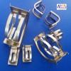 特价直销规格齐全不锈钢304散堆填料高效高温填料金属异鞍环