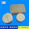 厂价直销陶瓷波纹填料精馏塔填料优质陶瓷规整填料