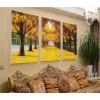 惠州无框装饰画生产商-惠州市电视背景墙定制-惠州市森柏城科技