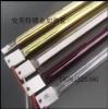 单端双管加热管|单端碳纤维加热管|研究单端镀金灯/【安美特】
