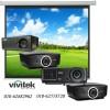丽讯VIVITEK投影机售后维修点,原装灯泡质保半年