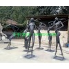 园林景观铜雕塑人物铜雕塑