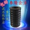 河南橡胶弹簧多少钱/棒条形筛板供应商/新乡县泰隆机械有限公司