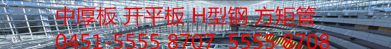哈尔滨鸿海钢材销售有限公司