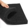 热卖环保活性炭过滤棉爆孔海绵防尘过滤/吸水透气网状海绵