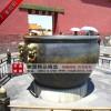 铜缸雕塑_室外招财铸铜大缸_故宫缸铸造_河北雕塑制作厂家