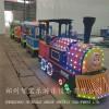 新品上市景区观光户外观览儿童游乐设备托马斯无轨火车