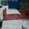 杭州市工程搅拌车洗车平台价格,工地用洗轮机厂家