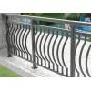 锌钢阳台护栏弯弧阳台护栏厂家直销全国供货