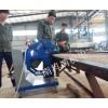 济南科清GBM-12C-R翻转自动钢板坡口机专业可靠
