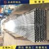 6063-T5铝管定制加工阳极氧化处理表面无缺陷铝合金管