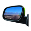 史曼咔LED转向指示多曲面蓝镜视野更大更安全